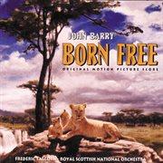 Born free (original motion picture score) cover image