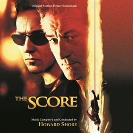 Cover image for The Score