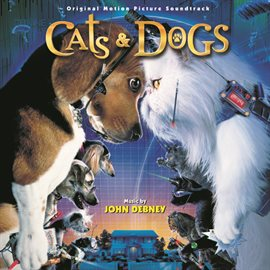 Cover image for Cats & Dogs