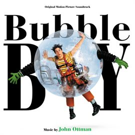 Cover image for Bubble Boy