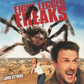 Cover image for Eight Legged Freaks