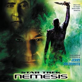 Star Trek: Nemesis, soundtrack, book cover