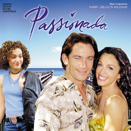 Cover image for Passionada