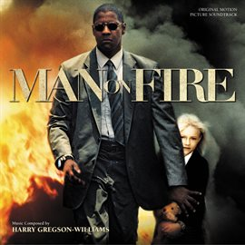 Cover image for Man On Fire