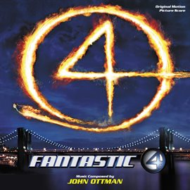 Cover image for Fantastic 4