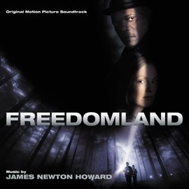 Cover image for Freedomland