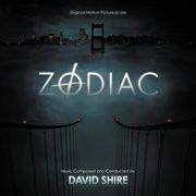 Zodiac (original motion picture score) cover image