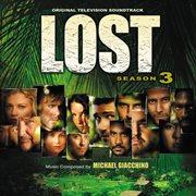 Lost: season 3 (original television soundtrack) cover image
