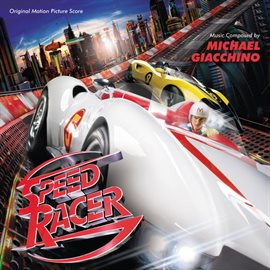 Cover image for Speed Racer
