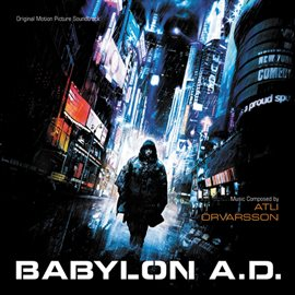 Cover image for Babylon A.D.