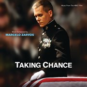 Taking chance (music from the hbo film) cover image