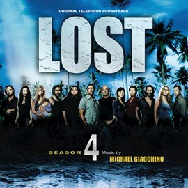 Cover image for Lost: Season 4