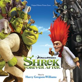 Cover image for Shrek Forever After