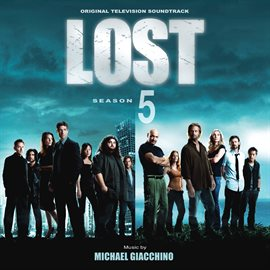 Cover image for Lost: Season 5