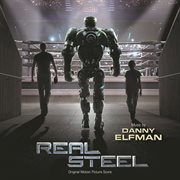 Real steel (original motion picture score) cover image
