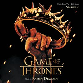 Cover image for Game Of Thrones: Season 2