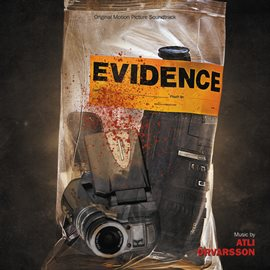 Cover image for Evidence