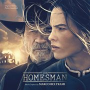 The homesman original motion picture soundtrack cover image