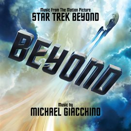 Star Trek: Beyond, soundtrack, book cover