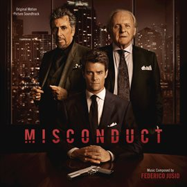 Cover image for Misconduct