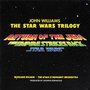 The Star wars trilogy cover image