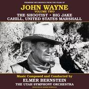John wayne, vol. two cover image