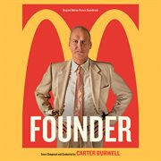 The founder: original motion picture soundtrack cover image