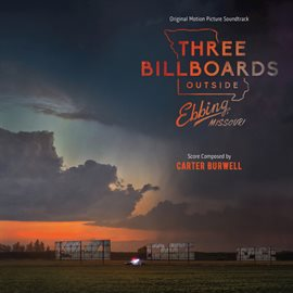 Three Billboards outside Ebbing Missouri cover