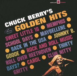 Cover image for Chuck Berry's Golden Hits