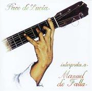 Paco de lucia plays de falla cover image