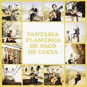 Fantasia flamenca de paco de lucia cover image