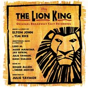 The Lion King original Broadway cast recording cover image