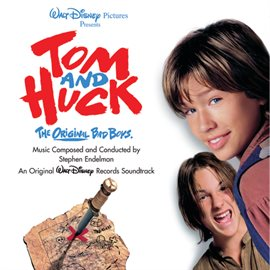Cover image for Tom and Huck