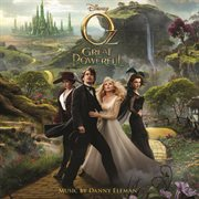 Oz the great and powerful cover image