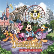 Disneyland resort official album cover image