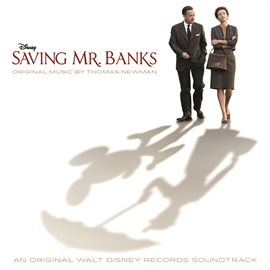 Saving Mr. Banks cover