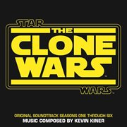 Star Wars, the clone wars original motion picture soundtrack cover image