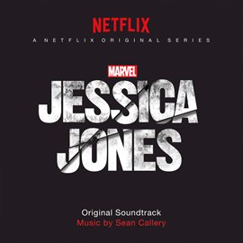 Cover image for Jessica Jones (Original Soundtrack)