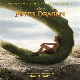 Pete's Dragon cover