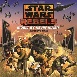 Star Wars Rebels: Season One, portada del libro