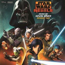 Star Wars Rebels: Season Two, portada del libro