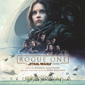Rogue One: A Star Wars Story, book cover