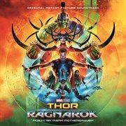 Thor: ragnarok (original motion picture soundtrack) cover image