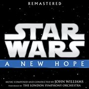 Star wars : a new hope cover image