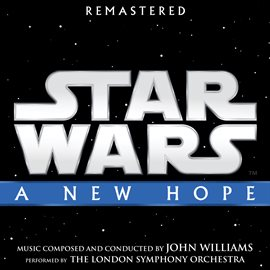 Star Wars: A New Hope, book cover