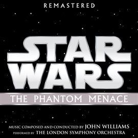 Star Wars: The Phantom Menace, portada del libro