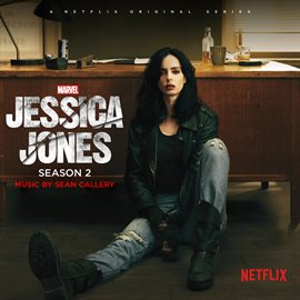 Cover image for Jessica Jones: Season 2 (Original Soundtrack)
