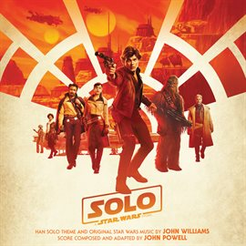Solo: A Star Wars Story, book cover
