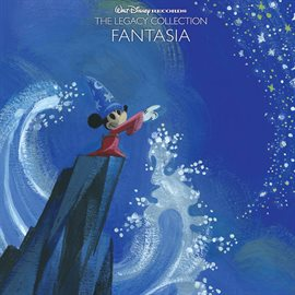 Cover image for Walt Disney Records The Legacy Collection: Fantasia