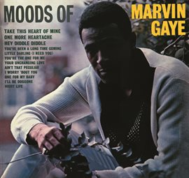Cover image for Moods Of Marvin Gaye